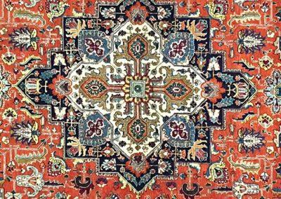 Silk Tabriz | Tabriz 4′ x 6′