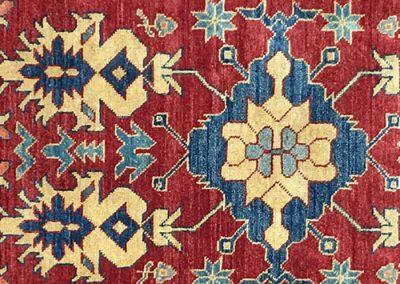 Gazni Kazak | Kazak 4′ x 5′